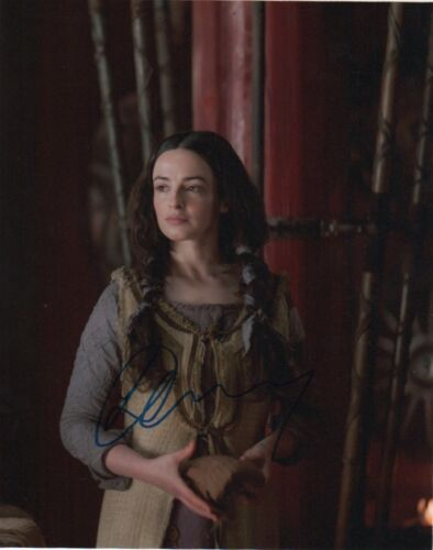 Laura Donnelly Outlander Autographed Signed 8x10 Photo COA #12