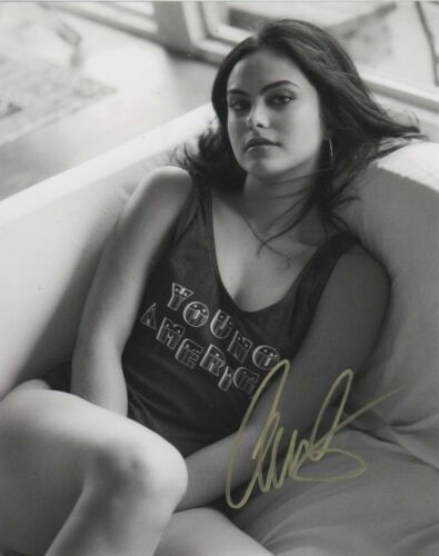 Camila Mendes Riverdale Autographed Signed 8x10 Photo COA #0A31