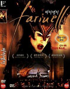 FARINELLI  (1985) New Sealed DVD /