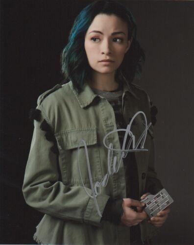 Jodelle Ferland Dark Matter Autographed Signed 8x10 Photo COA #J12