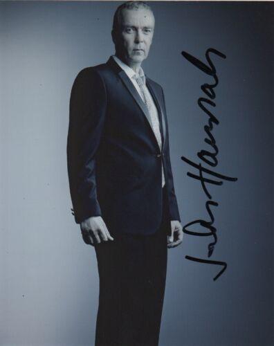 John Hannah Agents of SHIELD Autographed Signed 8x10 Photo COA #3