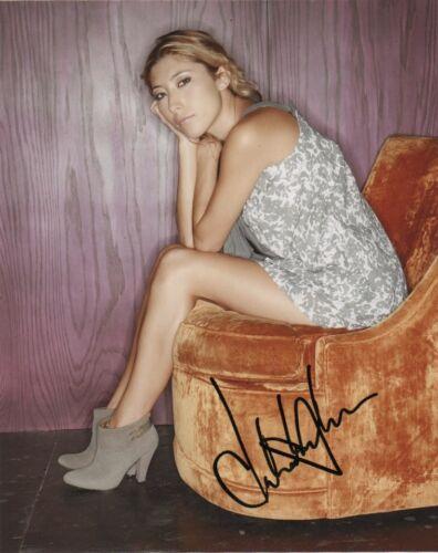 Dichen Lachman Supergirl Autographed Signed 8x10 Photo COA M14