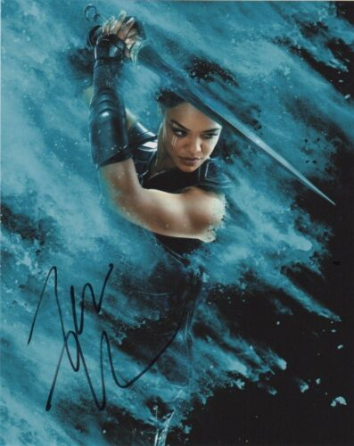 Tessa Thompson Thor Ragnarok Autographed Signed 8x10 Photo COA #J10