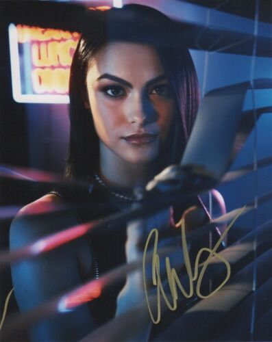 Camila Mendes  Riverdale Autographed Signed 8x10 Photo COA #G9