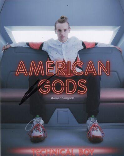 Bruce Langley American Gods Autographed Signed 8x10 Photo COA #A2