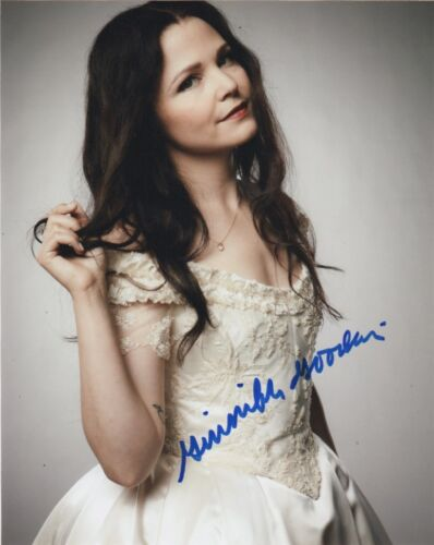 Ginnifer Goodwin Once Upon A Time Autographed Signed 8x10 Photo COA #J1