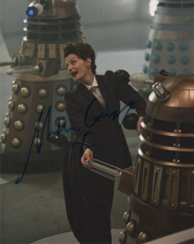 Michelle Gomez Doctor Who Autographed Signed 8x10 Photo COA #A9