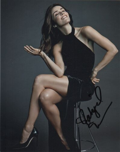 Abigail Spencer Sexy Autographed Signed 8x10 Photo COA 0B18