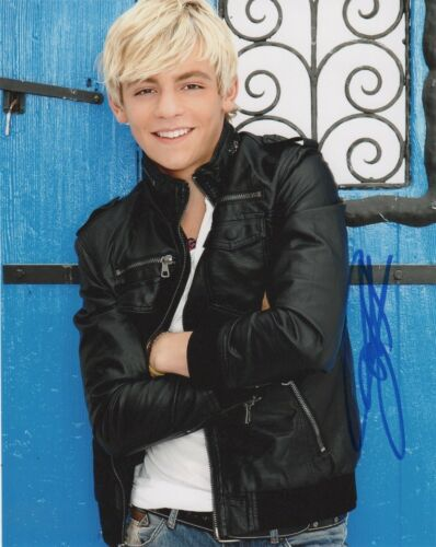 Ross Lynch Autographed Signed 8x10 Photo COA #J3