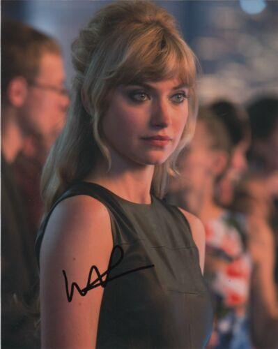 Imogen Poots Autographed Signed 8x10 Photo COA #S1