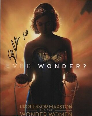Bella Heathcote Wonder Woman Autographed Signed 8X10 Photo Coa   9