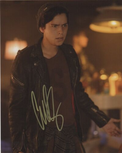 Cole Sprouse Riverdale Autographed Signed 8x10 Photo COA #0A98