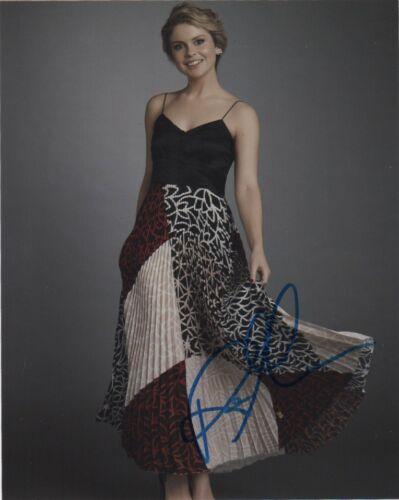 Rose McIver iZombie Autographed Signed 8x10 Photo COA  #13