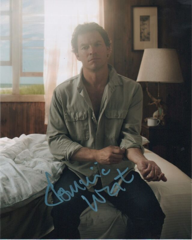 Dominic West The Affair Autographed Signed 8x10 Photo COA