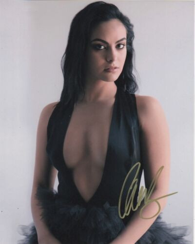 Camila Mendes Riverdale Autographed Signed 8x10 Photo COA #0A32