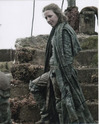 Gemma Whelan Game of Thrones Autographed Signed 8x10 Photo COA M4