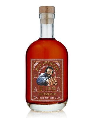 Bud Spencer The Legend Feuerwasser - 33% Vol./ 0,7 Liter