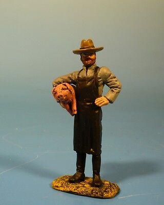 Orig.Lineol (Elastolin) Wild West – Metzger – 7cm Serie
