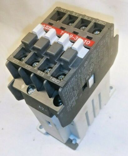 ABB, TAL9-30-10 Contactor / Motor Starter, 25 Amp, 24vDC Coil
