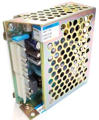 Power Supply Cosel Mmc8a-2 5vdc 1.1a 15vdc 0.1a -15vdc 0.1a New