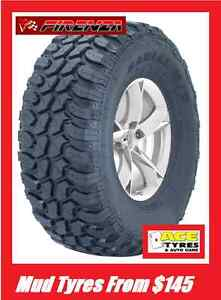 Mud Tyres Cheap Tingalpa Brisbane South East Preview