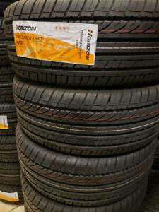 255/55R18 BRAND NEW SET ALL SEASON TIRES HORIZON 255/55/R18 TIRE 255 55 18