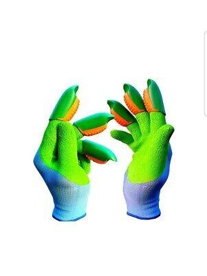 Wolverine Garden Gloves with GRIPS & Claws  - Most Versatile Glove - unisex](Wolverine Gloves With Claws)