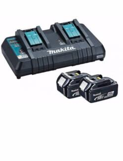 Makita Dual Port Battery charger