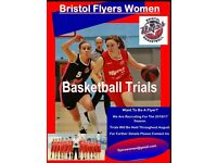 Basketball Women's Team Bristol Flyers