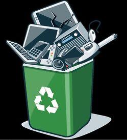 *FREE* E-Waste Pickup, (Electronic Waste Salvage)