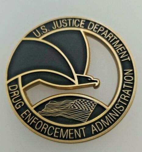 DEA Investigator Challenge COIN