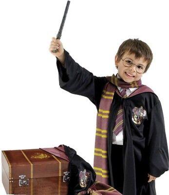 Jungen Mädchen Harry Potter Schule Badehose Büchertag Kostüm Kleid Outfit Satz