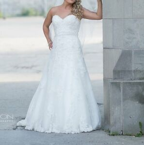 Fit & Flare Wedding Dress