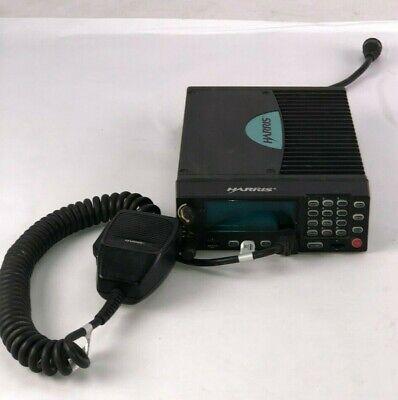 Harris M7300 M5300 Mobile Radio Ru144750-061 Mahk-s8mdx