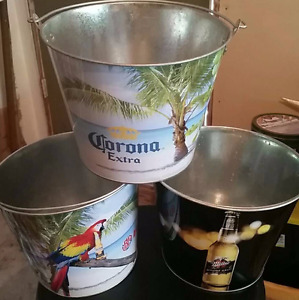 PATIO BEER PAILS
