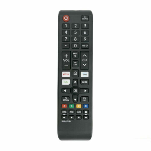 New Bn59-01315a Replacement Tv Remote For Samsung Led 4k Ultra Hdtv Smart Tv
