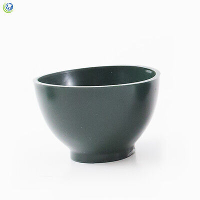 Dental Lab Hygienist Flexible Mixing Bowl Rubber Size Small Green For Impression