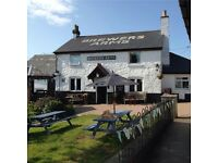 Chef wanted for a friendly local pub