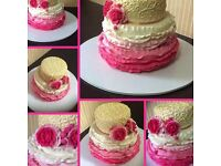 Home Made Custom Cakes - For All Occasions (Halal)