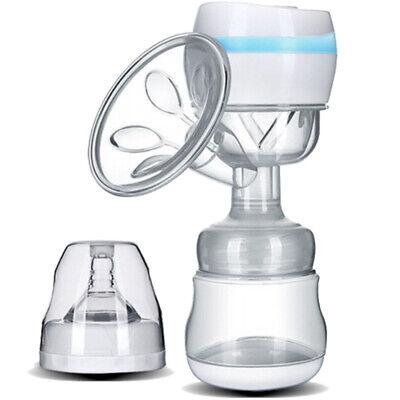 2-Phasen-elektrische tragbare Milchpumpe Babyflasche mit Akku Brustpumpe