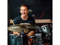 Drum Lessons in Norwich with Steve Clarke