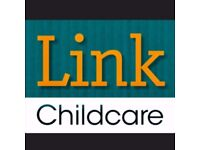 CHILDCARE WORK AVAILABLE