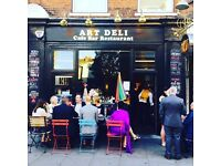 Beautiful Cafe Restaurant Deli in Camberwell