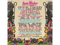 Beat Herder Ticket - quick sale!
