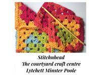 Crochet 6 week course
