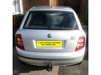 Mobile Towbar Fitting Service Throughout The Midlands