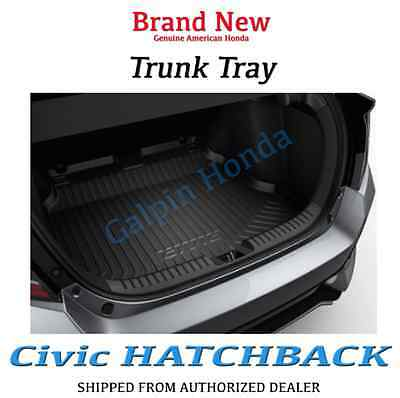 Genuine OEM Honda Civic 5dr Hatchback Trunk Tray LX EX(L)        (08U45-TGG-100) Honda Trunk Tray
