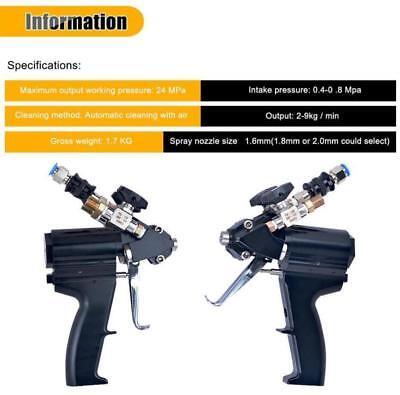 Polyurethane Pu Foam Spray Gun P2 Air Purge Spray Gun S