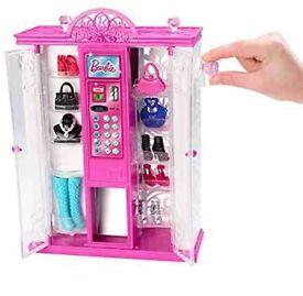 Brand New Barbie Vending Machine