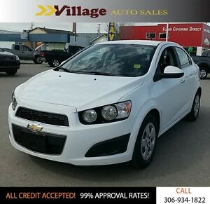 2014 Chevrolet Sonic LT Auto Accident Free! Bluetooth, Hands...
